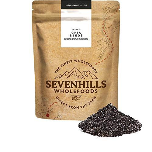 Sevenhills Wholefoods Roh Chiasamen Bio 4kg