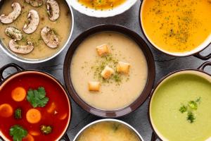 Wie Suppe transportieren? 7 Wege
