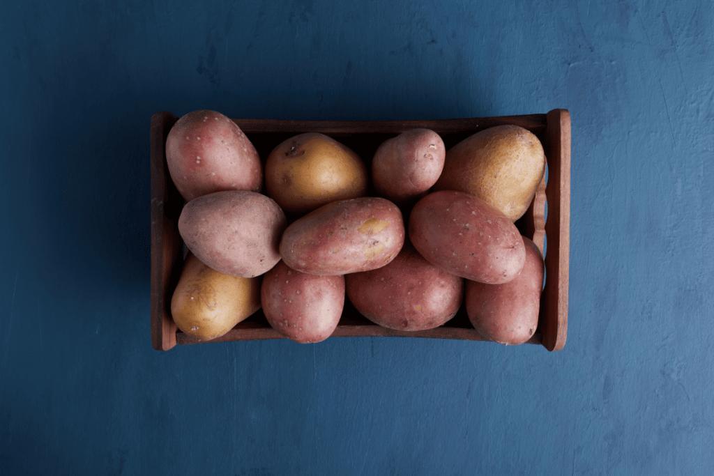kann man Kartoffeln im Kühlschrank lagern