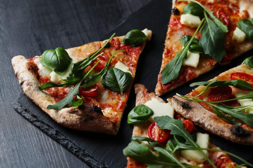 Pizza mit oder ohne Belag einfrieren