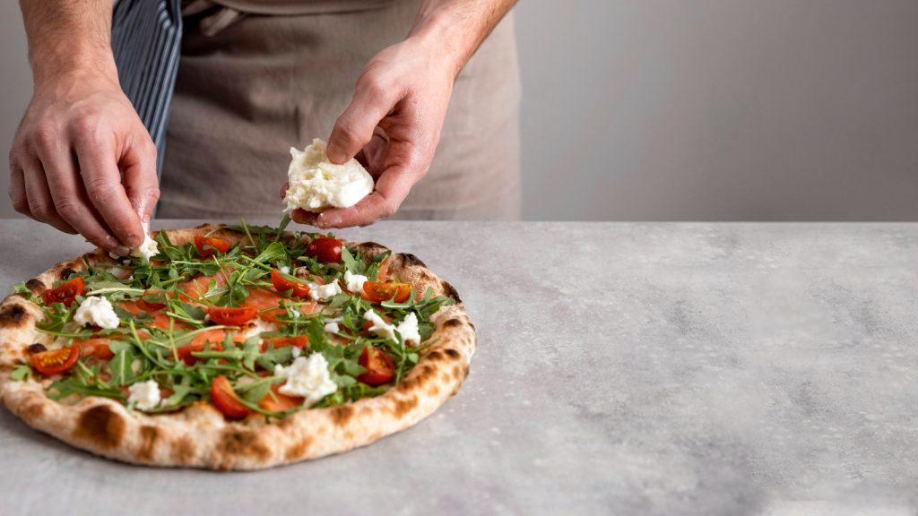Pizzateig einfreieren
