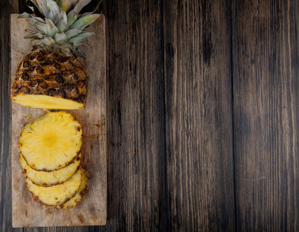 Wie man Ananas einfriert