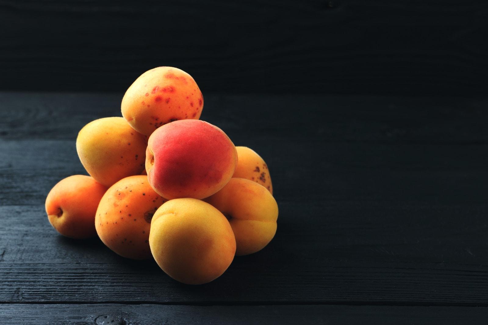 Aprikosen einfrieren