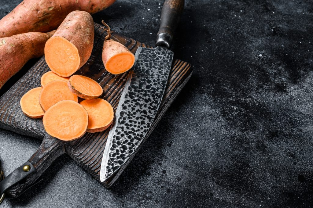 Sind rohe Süßkartoffeln schädlich?