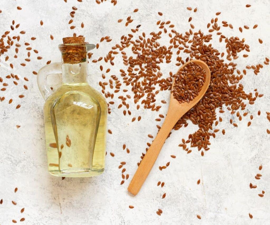Wie kann man Leinöl haltbar machen?
