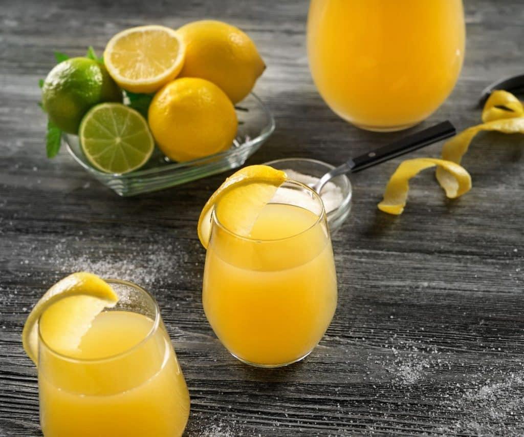 Kann man im Kühlschrank Zitronen lagern