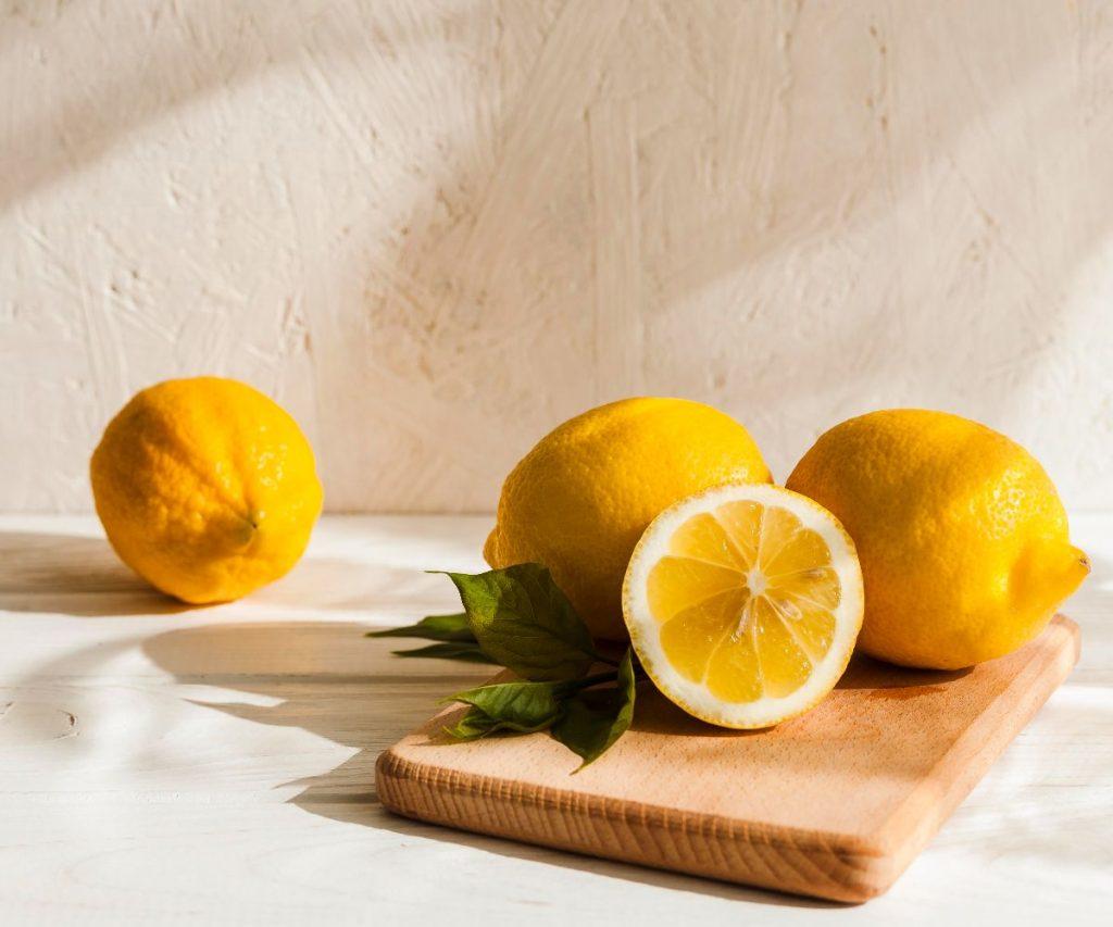 Wie angeschnittene Zitronen lagern