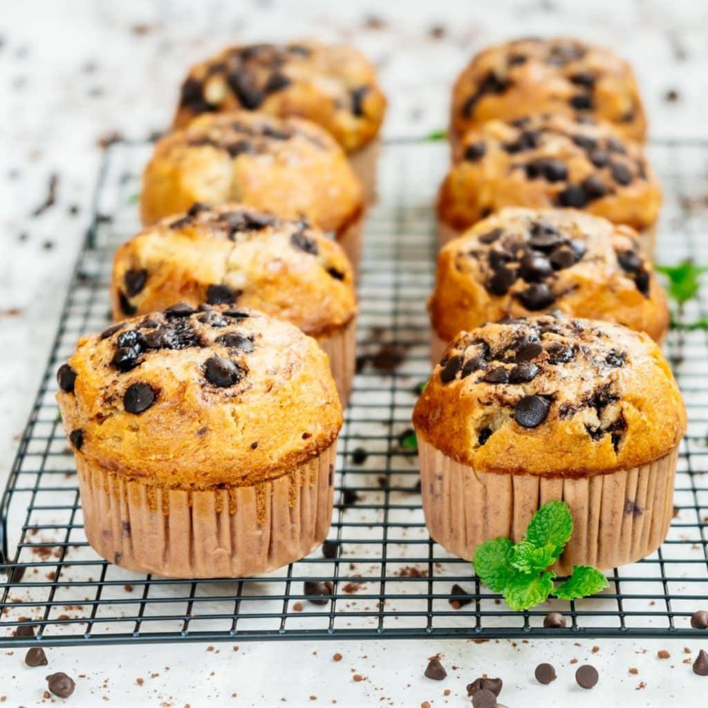 Backpulver im Muffinteig vergessen