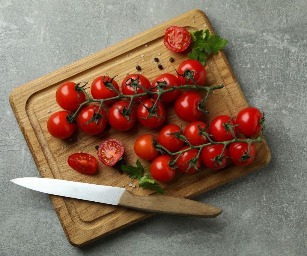 Wie lange sind Tomaten haltbar?