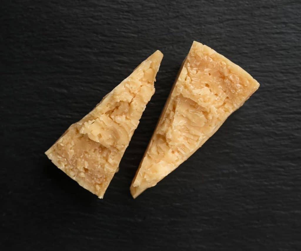 Woran erkennst Du schlechten, abgelaufenen Parmesan?