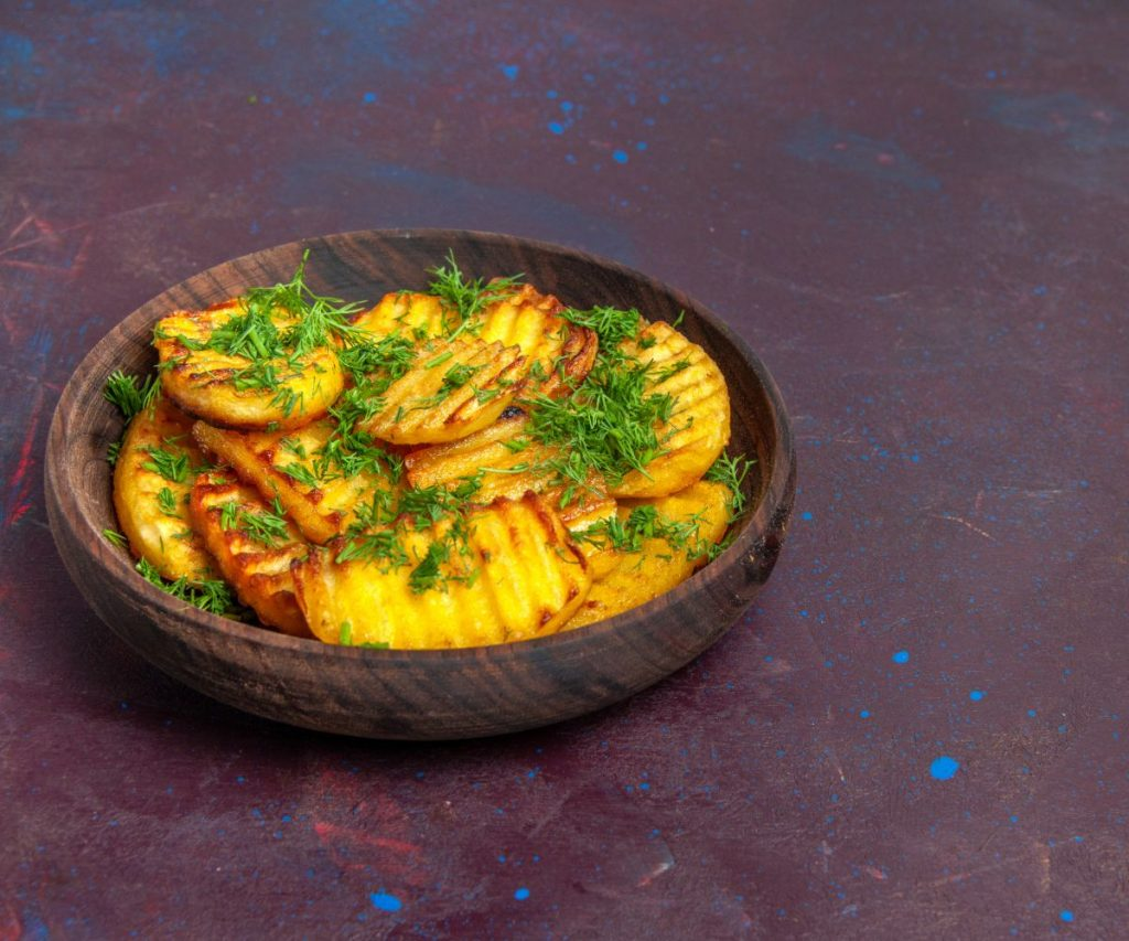 Bratkartoffeln vorher kochen oder roh