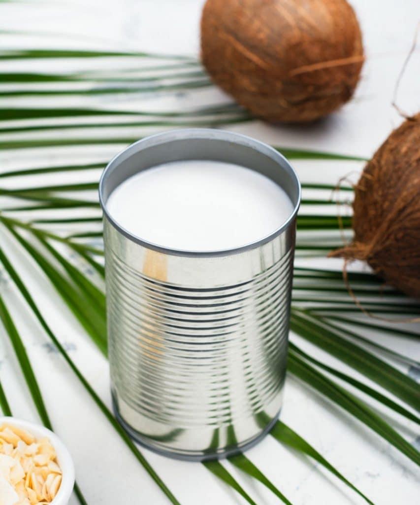 Kokosmilch einfrieren mach manchmal keinen Sinn