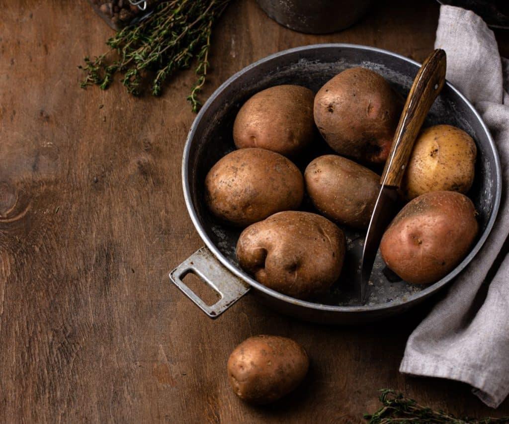 Bratkartoffeln vorher kochen