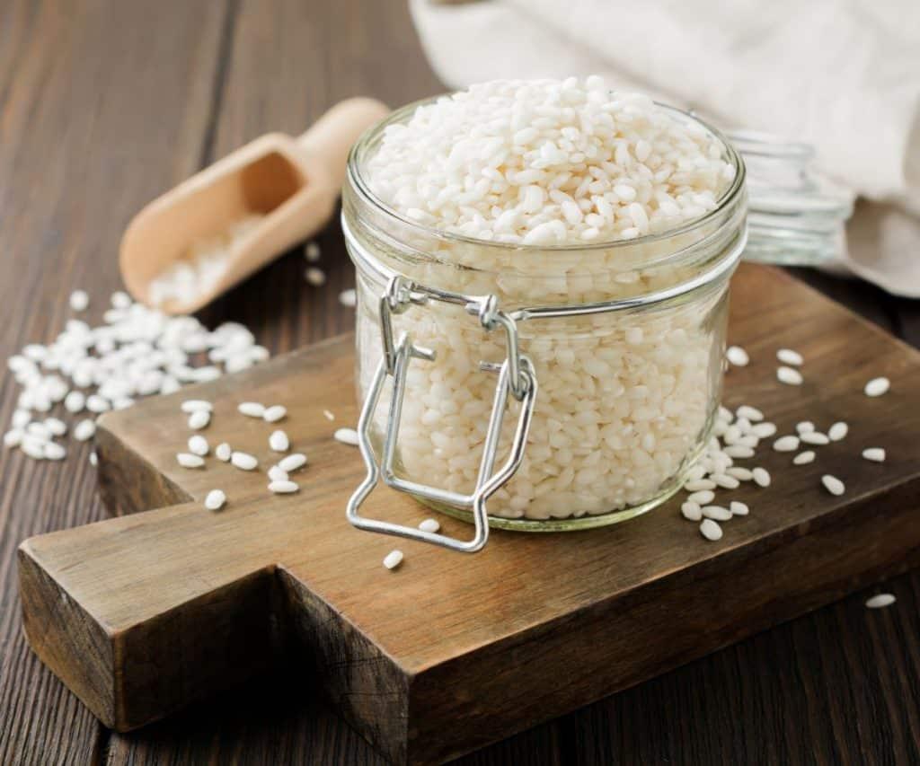 Welche Reissorten kann man verwenden, wenn kein Milchreis im Haus ist?