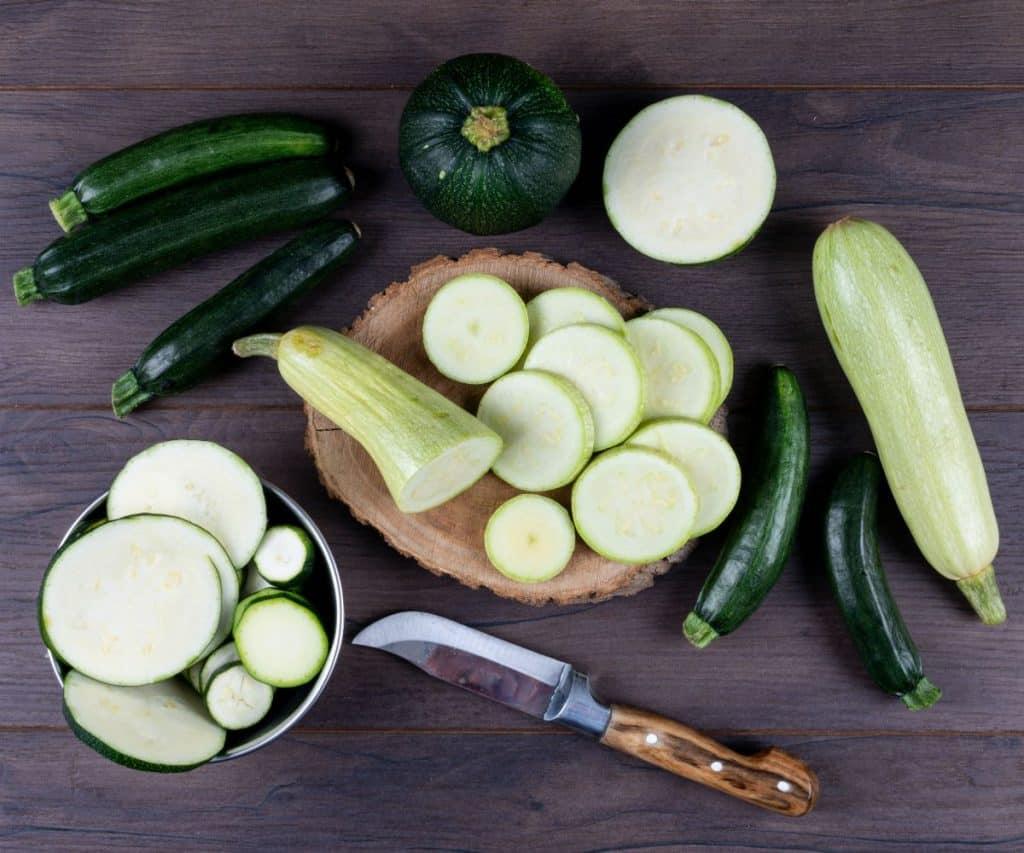 Kann man Zucchini einfrieren