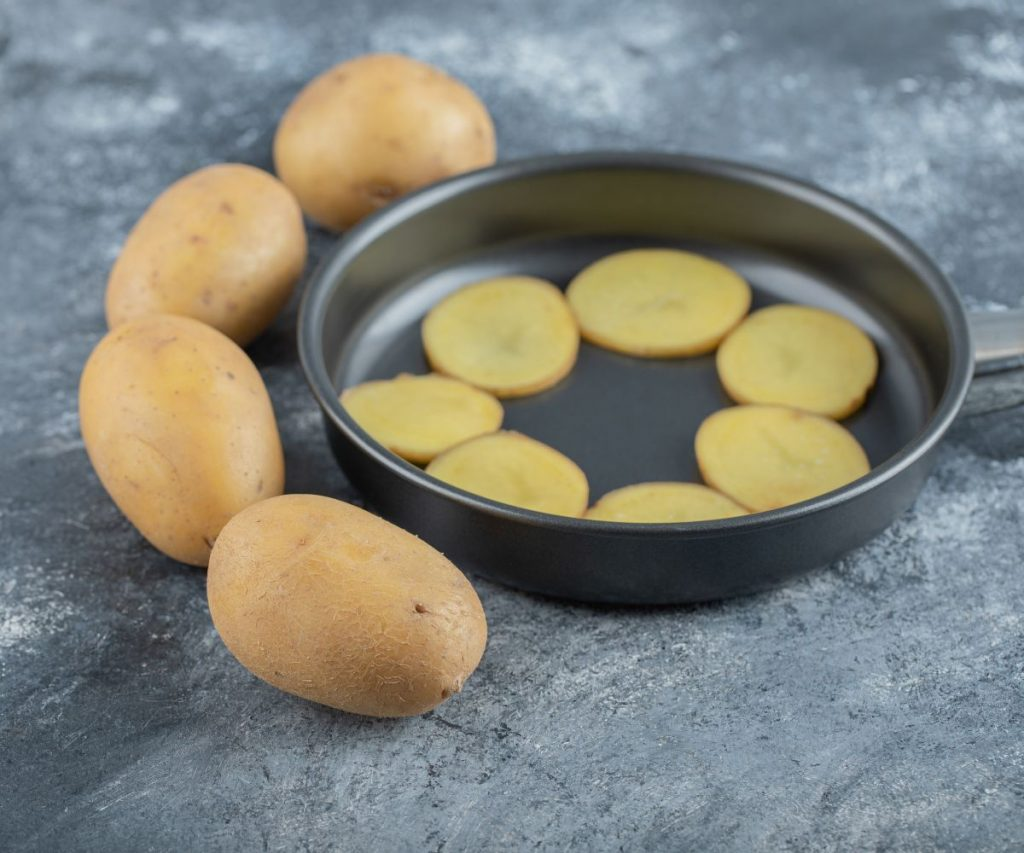 Welche Kartoffelsorten eignen sich für Bratkartoffeln aus vorher gekochten Kartoffeln