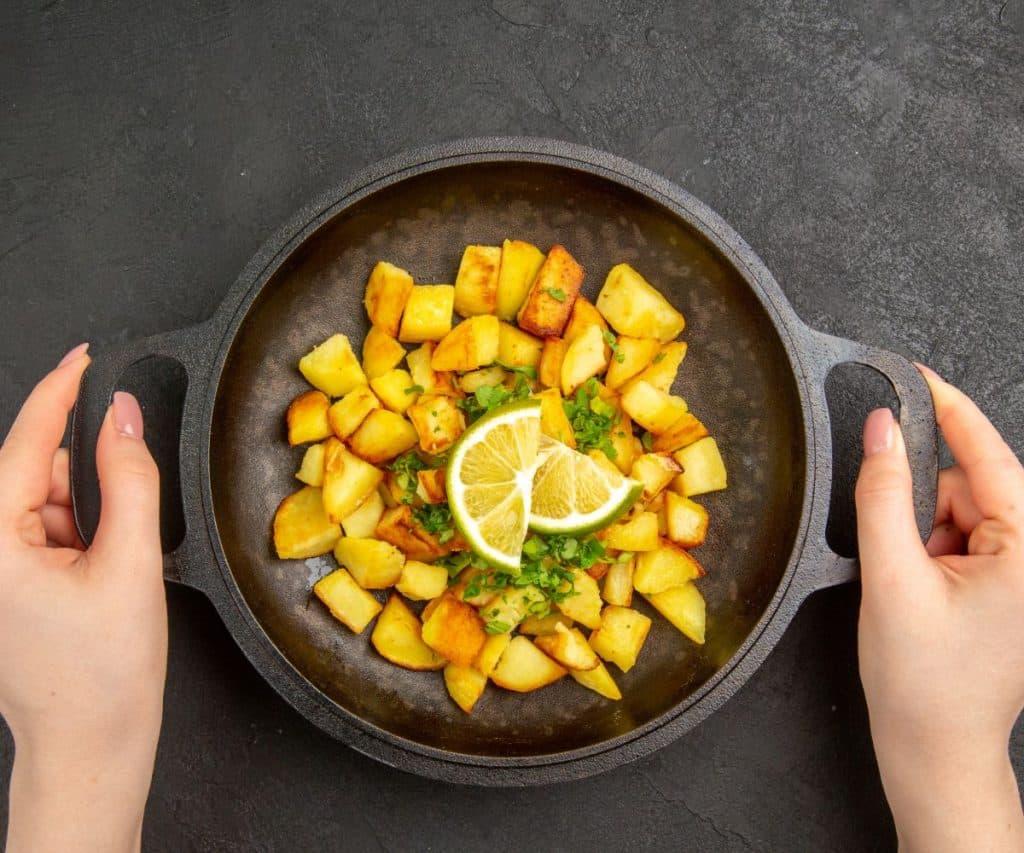 Wann sollte man Bratkartoffeln vorher kochen