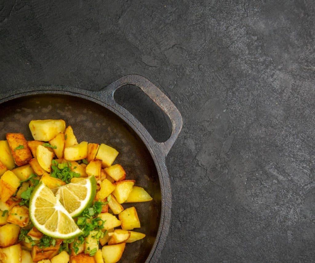 Wann sollte man Bratkartoffeln aus rohen Kartoffeln zubereiten